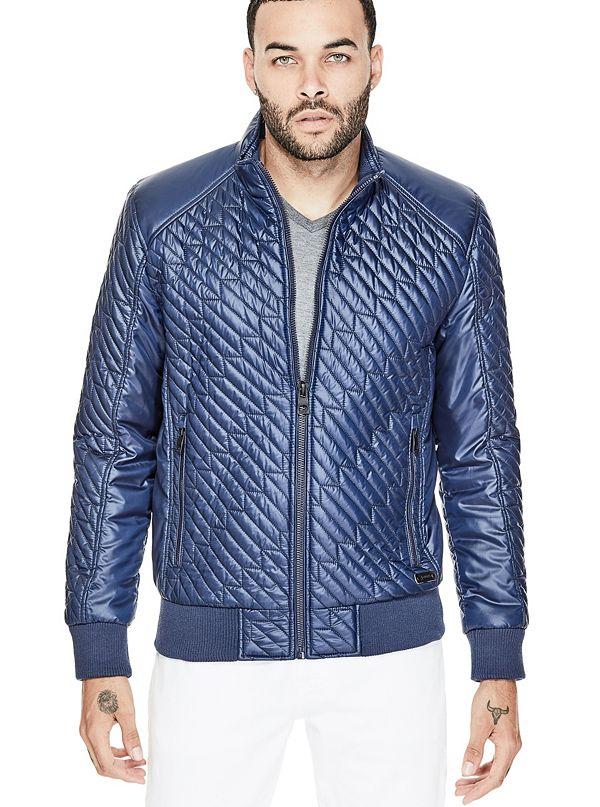 All Men's Jackets & Outerwear | GUESS