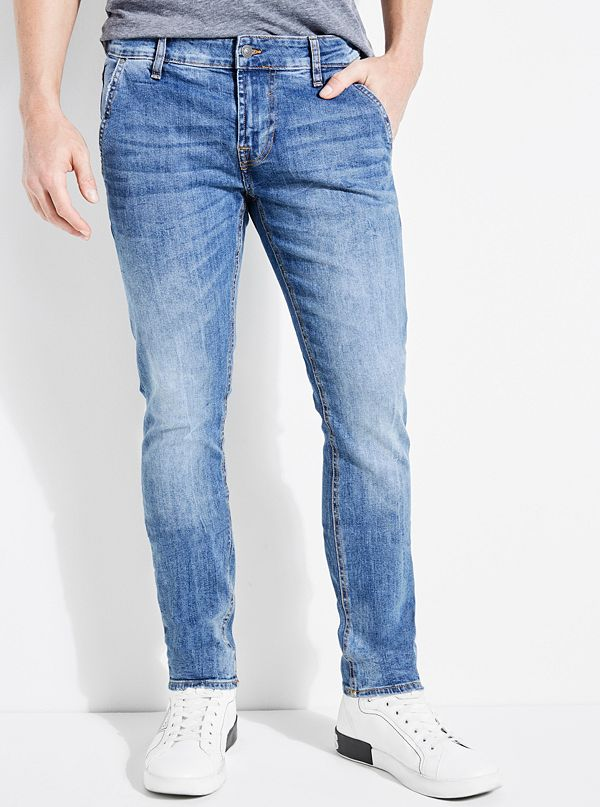 GUESS 'Super Skinny' Jeans