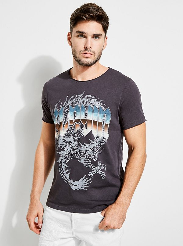 1c608f35d83 Slayin  Dragon Graphic Tee