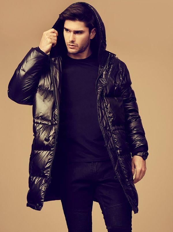54eff705d8e4 M84L68R02F2. Sale · Arctic Longline Puffer Jacket