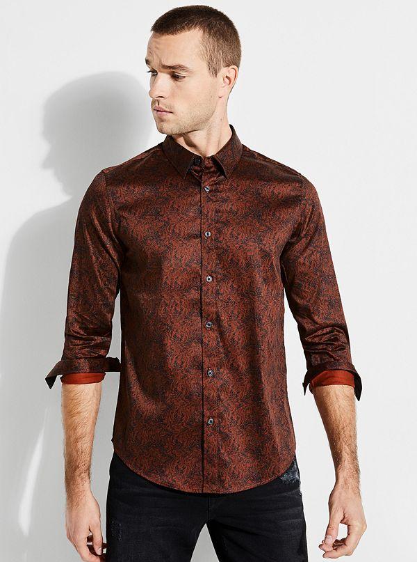 ff6928ca75b8 Luxe Cyber Terrain Shirt