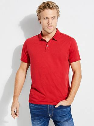 Classic Pima Polo by Guess