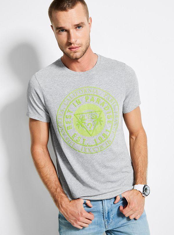 7d8841e5f Men's Graphic Tanks & T-Shirts | GUESS