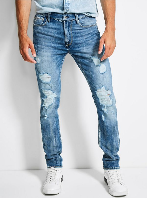 dda12f86ef7 Men's Denim & Men's Jeans | GUESS