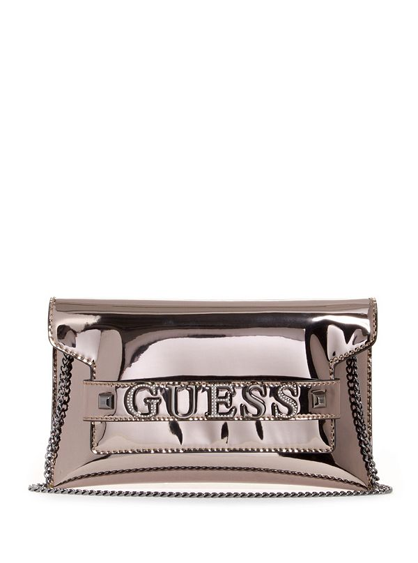 093aad6539 Summer Night City Crossbody Clutch | GUESS.com