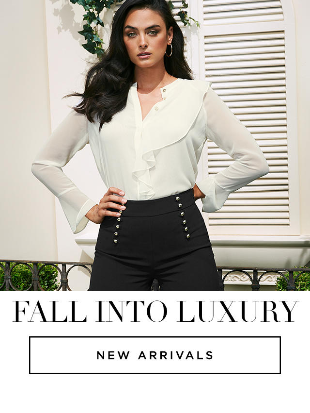 Fall into Luxury