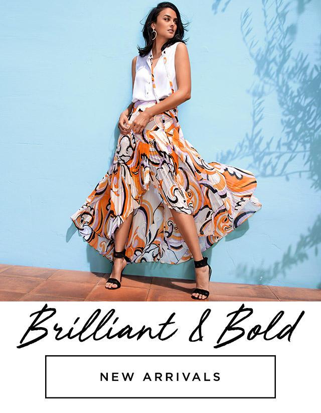 Brilliant & Bold