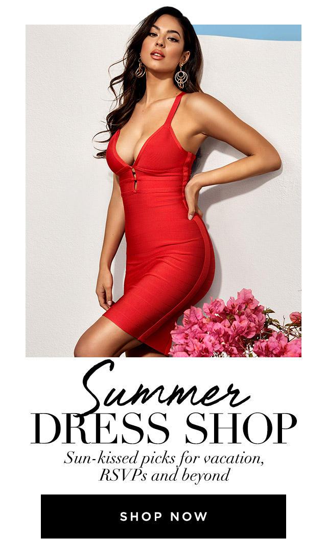 Summer Dress Shop