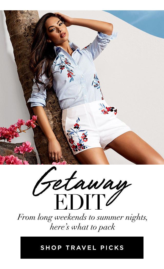 Getaway Edit