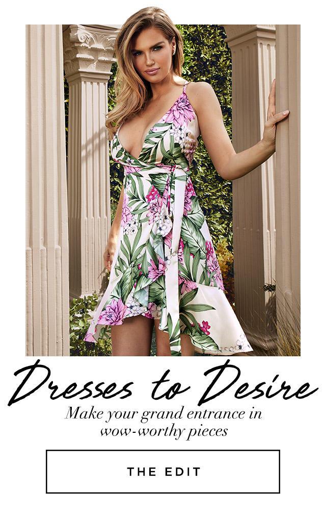 Deresses to Desire