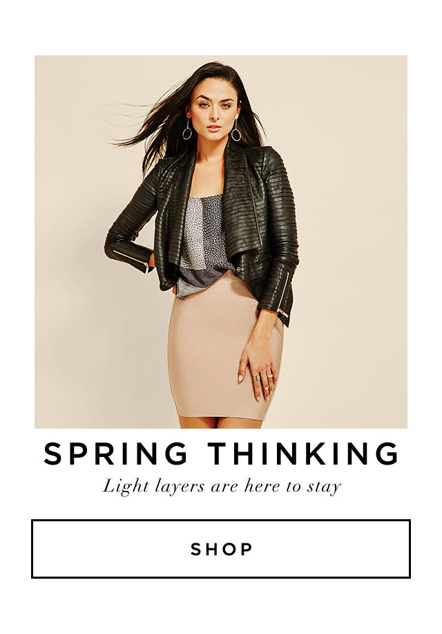 Spring Thinking