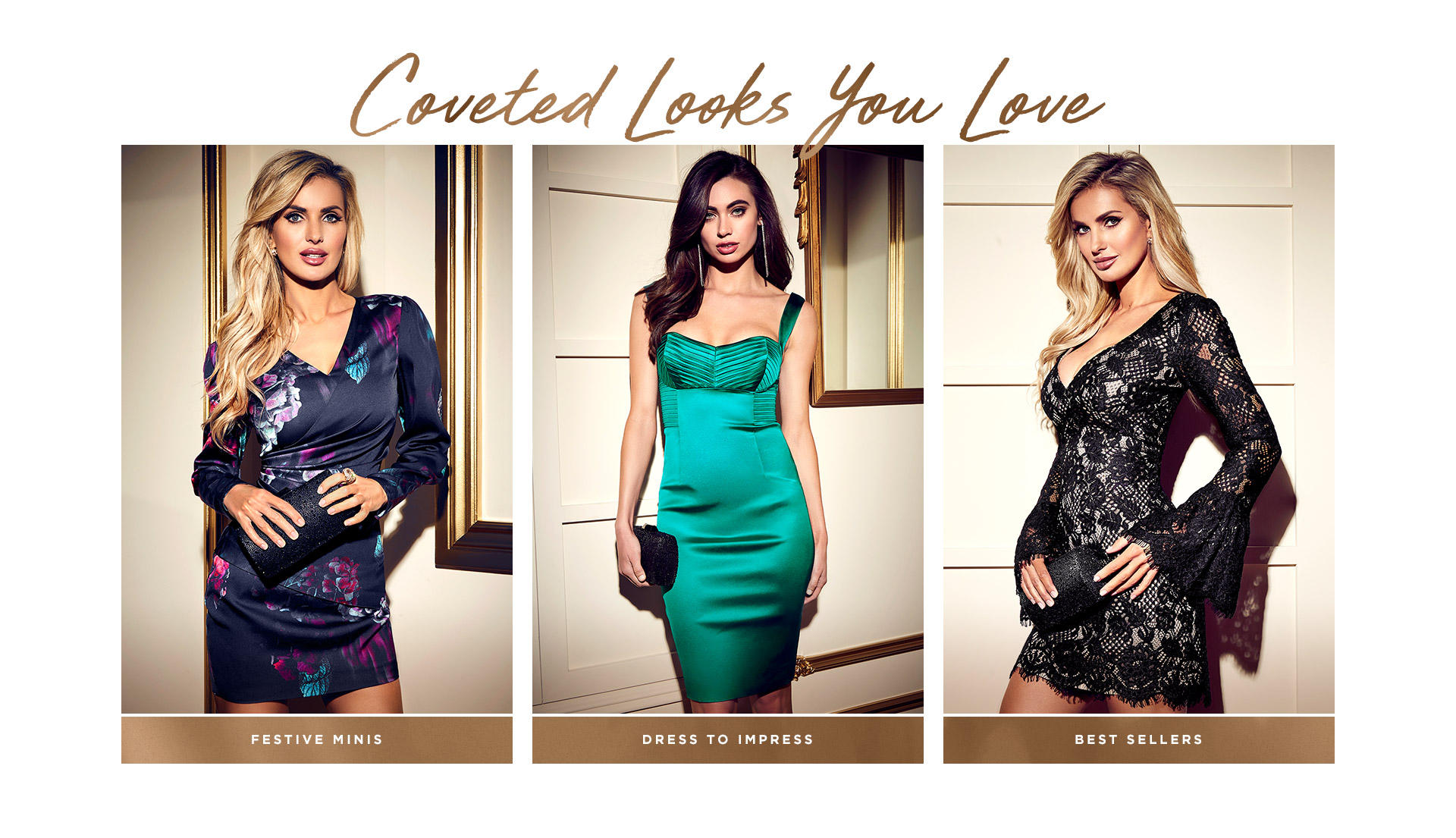 Coveted Looks you love