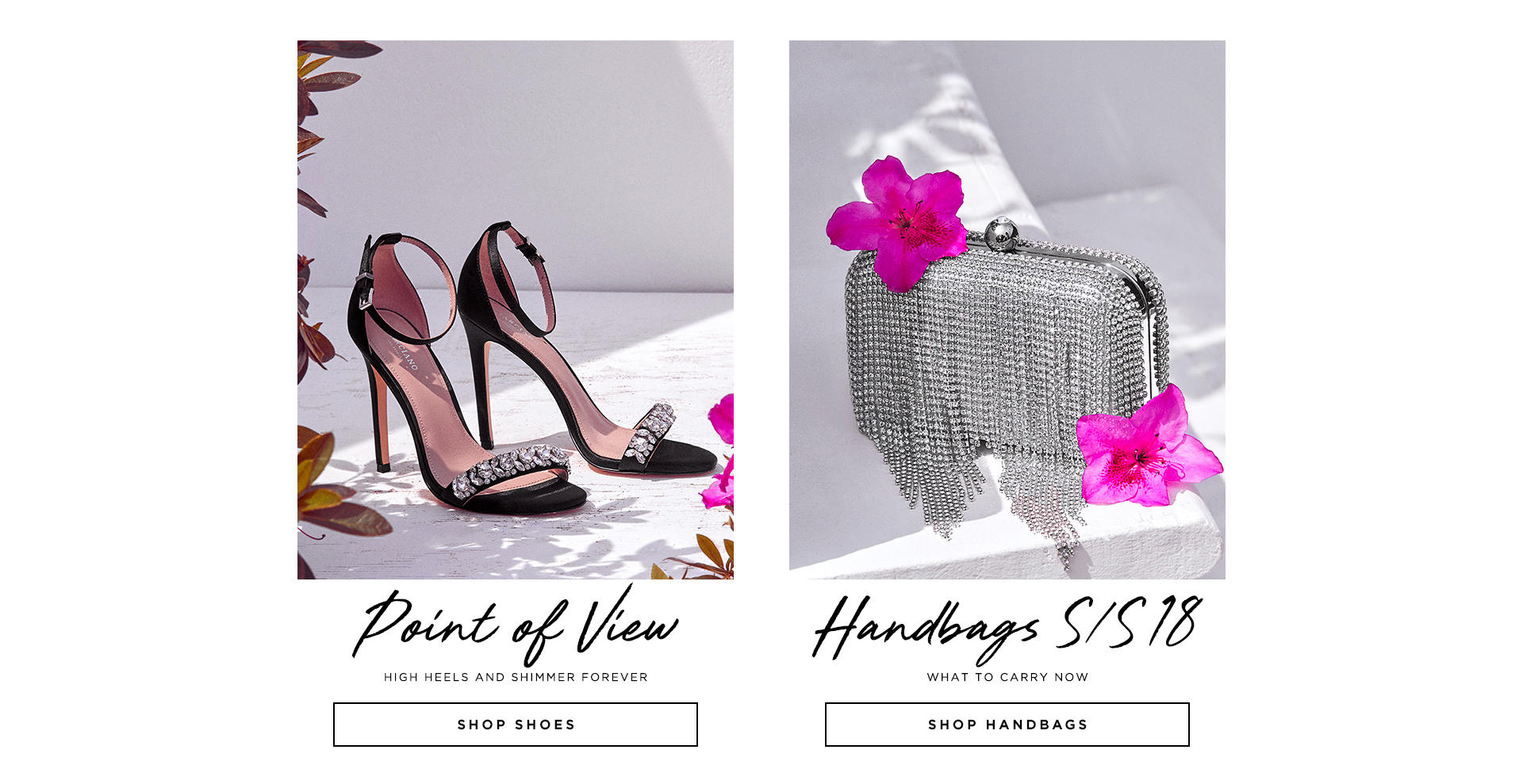 Handbags and Shoes