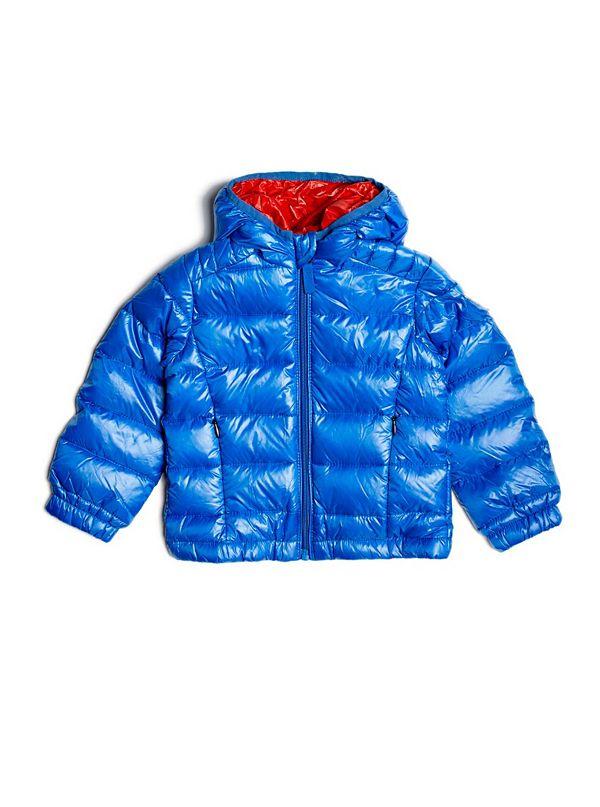 53899251e9c39 Hooded Puffer Jacket (2-7)   GUESS.com