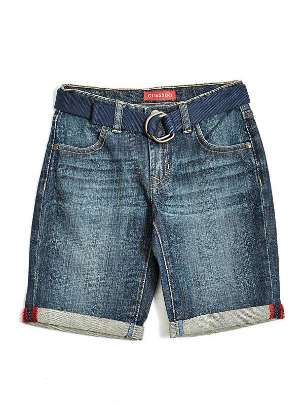 58c82160919ee Vêtements et accessoires en solde pour garçons | GUESS Factory