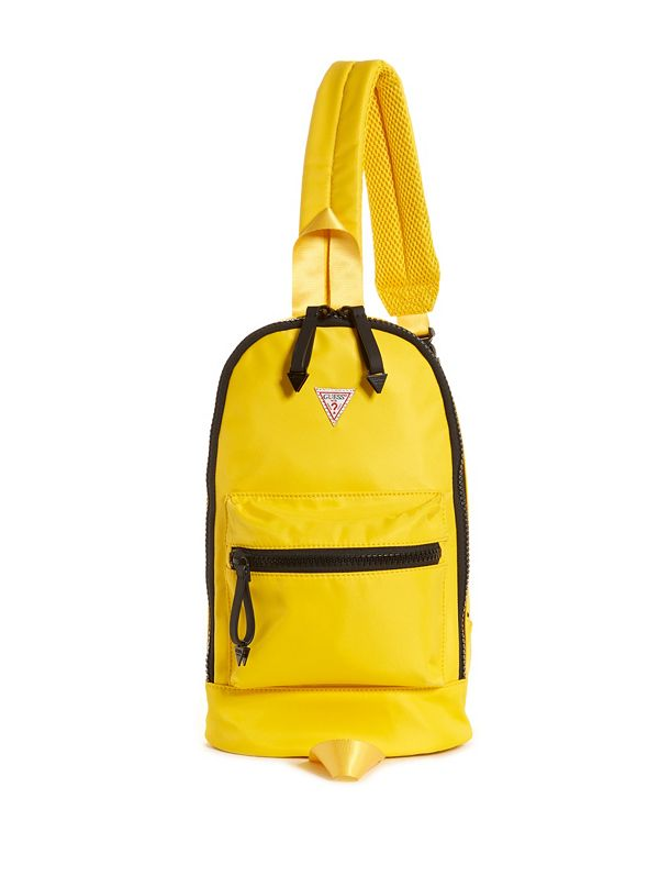 f5f24b3132 GUESS Originals Mini Sling Backpack