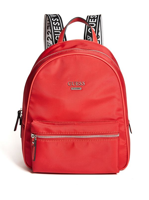 01b0a1220c87 Kaplan Nylon Logo Backpack