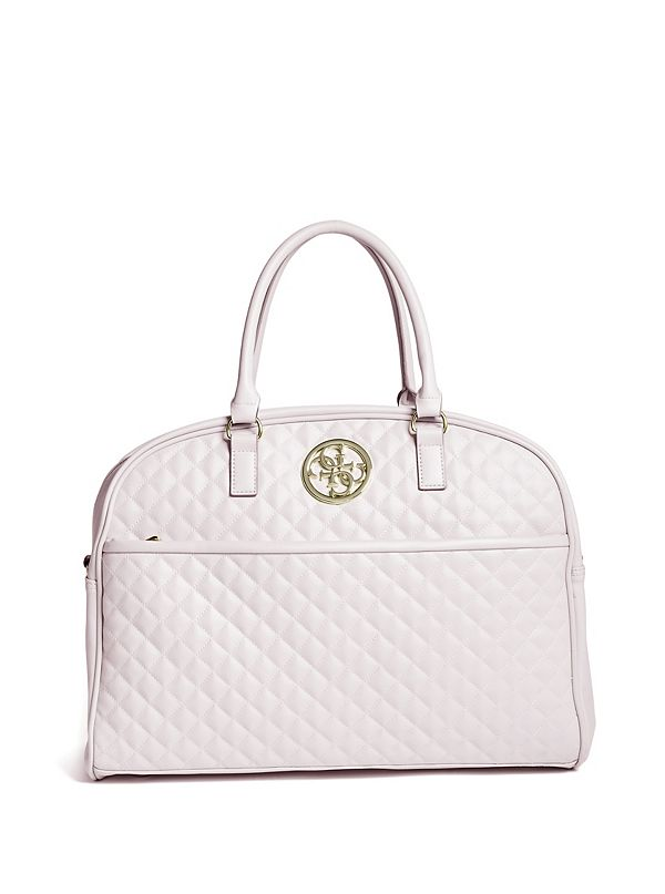57001cb8627a G-Lux Quilted Dome Tote