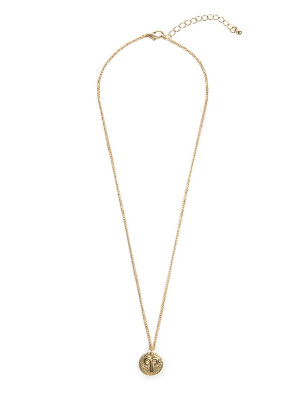 Aries Astrology Necklace Guess By Marciano