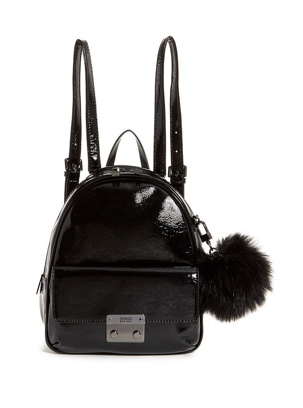 a91ca52264 Varsity Pop Small Patent Backpack