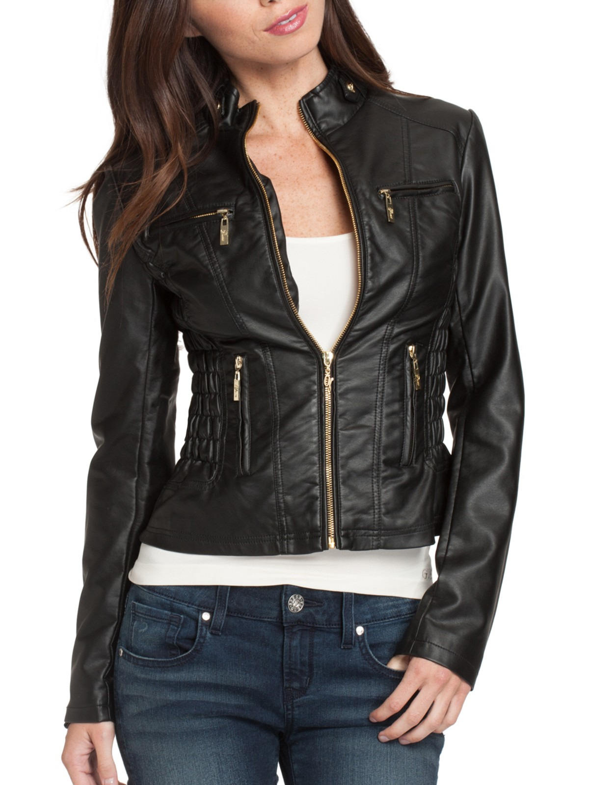 Fake Leather Jackets