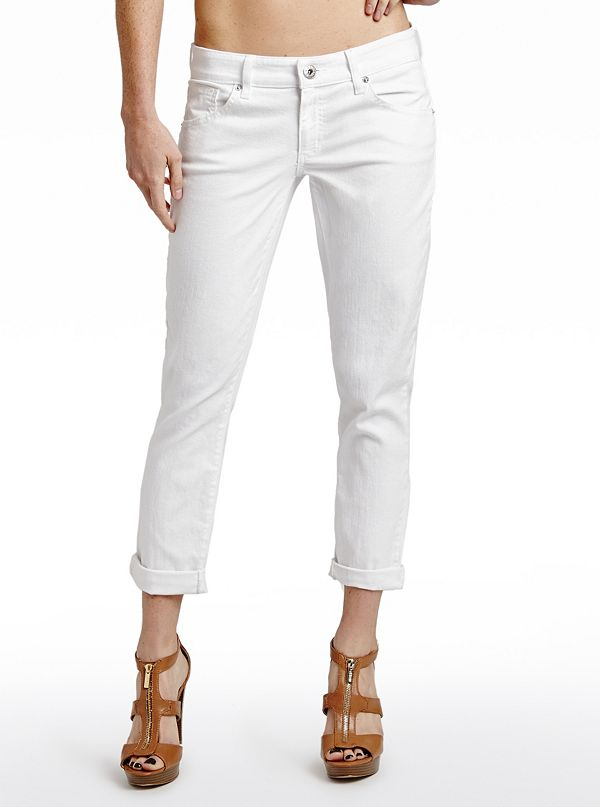 good out x search for authentic los angeles Amala Slim Boyfriend Jeans | GuessFactory.com
