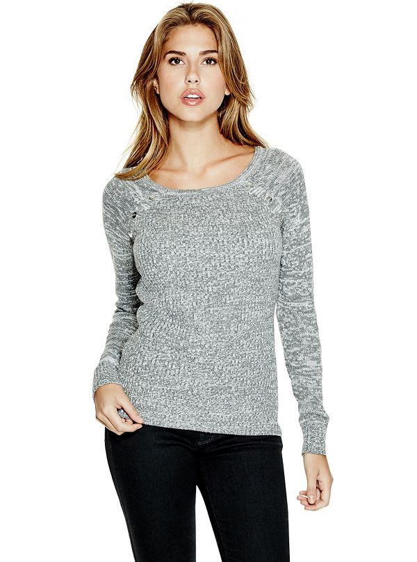297d29d3349 Urielle Studded Sweater