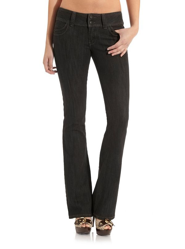 Riviera Flare Jeans | GuessFactory.com