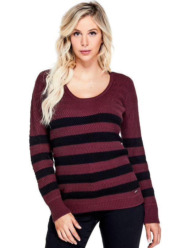 669f894af47a5 Sale · Glenn Breton Stripe Sweater