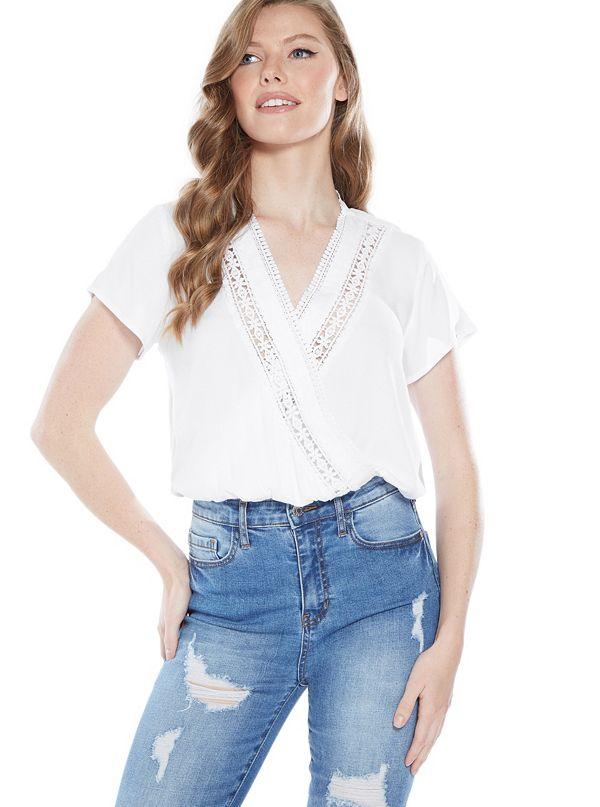 9b6d1c4d2 Women's Shirts & Tops | GUESS Factory