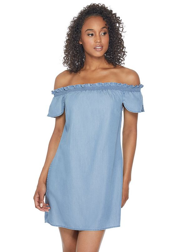 719c75dab80b Q90K10R24S1 · New Arrivals · Melba Off-The-Shoulder Dress