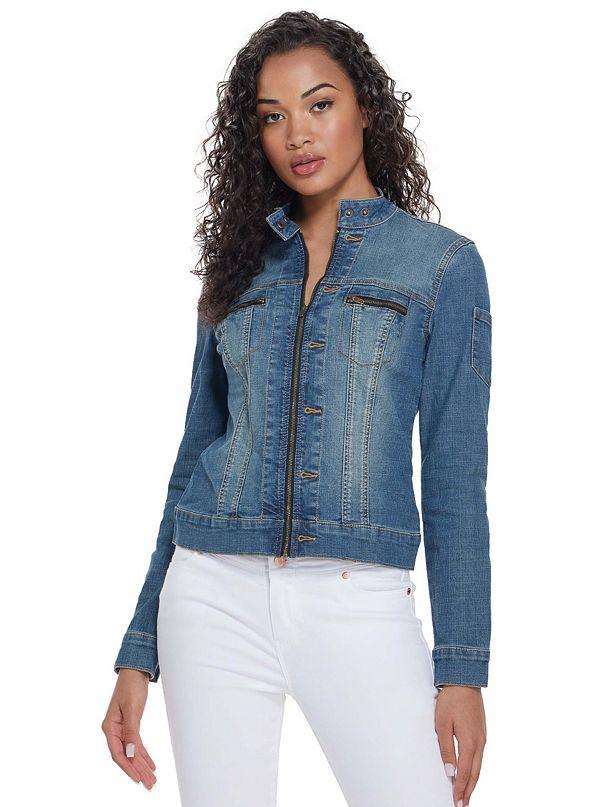 f8802c09171 Women's Jackets & Outerwear | GUESS Factory