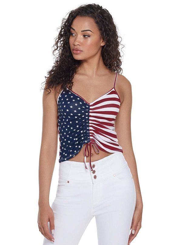 e333af127f4 Women's Shirts & Tops | GUESS Factory
