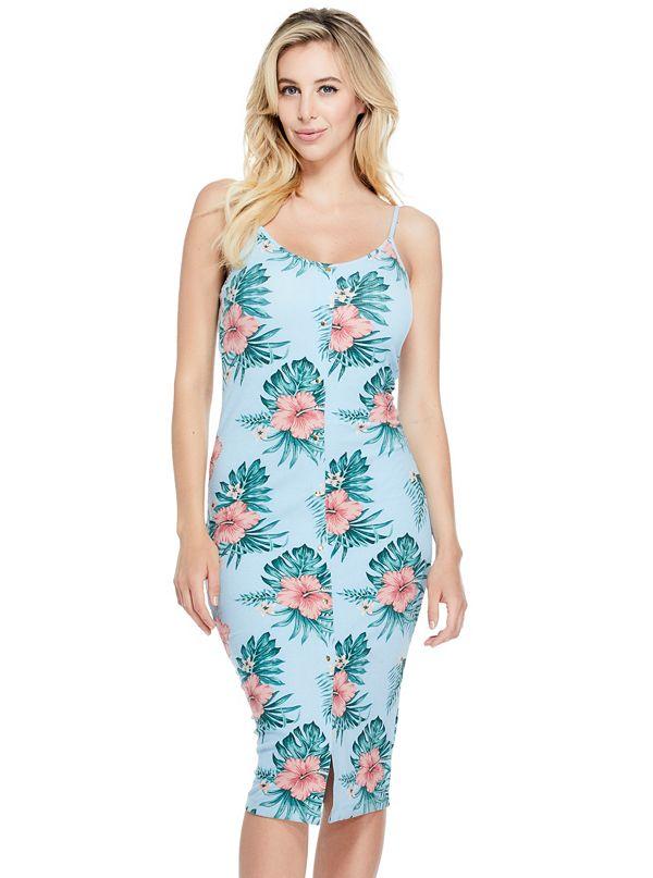 4ff610c596d New Arrivals · Antoinette Floral Midi Dress