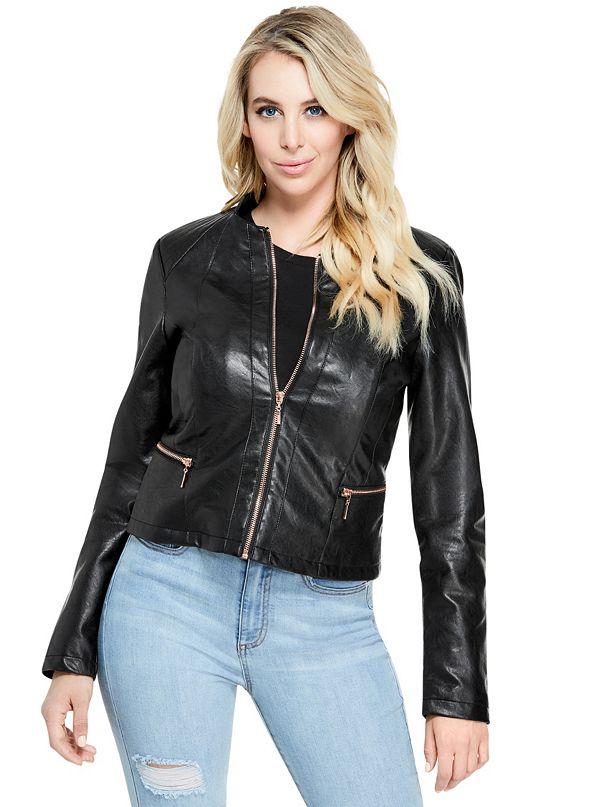 7cfa12f9 Women's Jackets & Outerwear | GUESS Factory