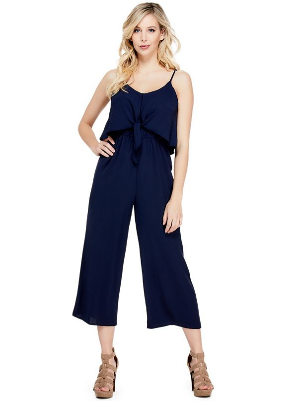 17f7f79a1568 New Arrivals · Reyla Tie-Front Jumpsuit