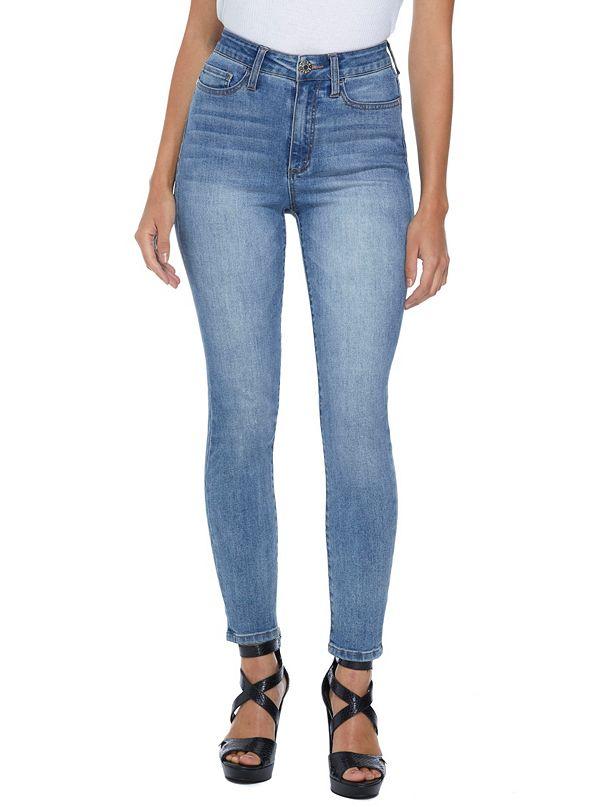 23f8422e154 QB3A04R17Y2 · best seller · Simmone Super High-Rise Skinny Jeans