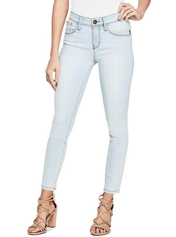 de4c5688fa8 Beyla Curvy Mid-Rise Skinny Jeans
