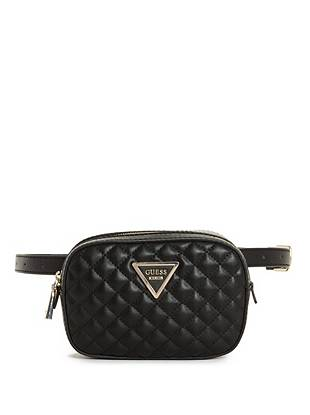 Varsity Pop Quilted Belt Bag Guess Ca