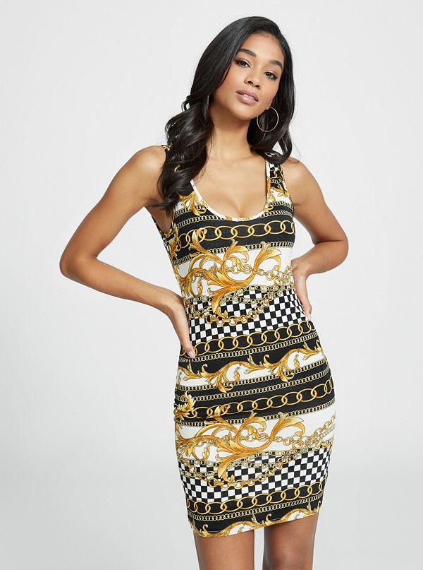 a57672c886 R8FK27R94W0 · New Arrivals · Coco Chain Bodycon Dress