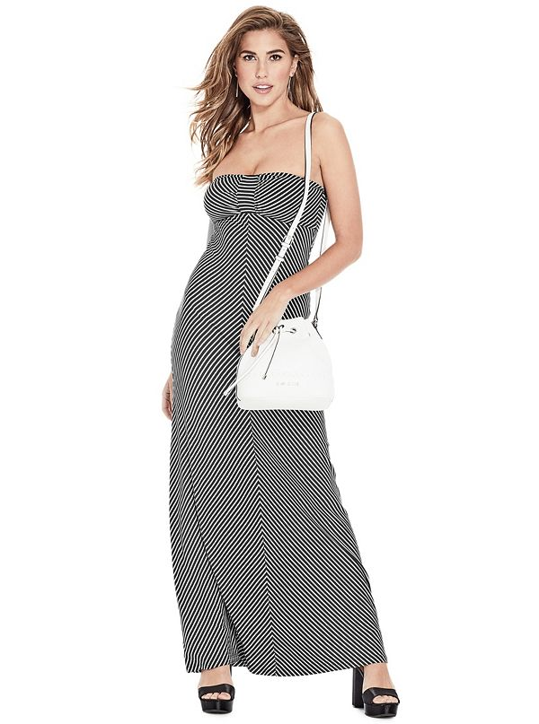afbe1de523ae Sale · Shay Striped Maxi Dress