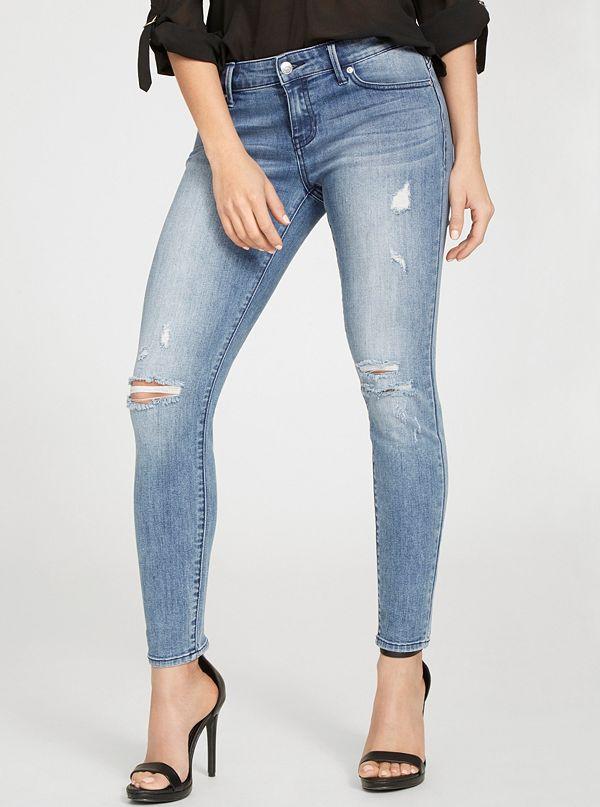 5183c4424db New Arrivals · Polar Destroyed Skinny Jeans