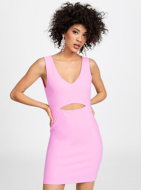 fb0f80b7b1 Holleen Cutout Bodycon Dress