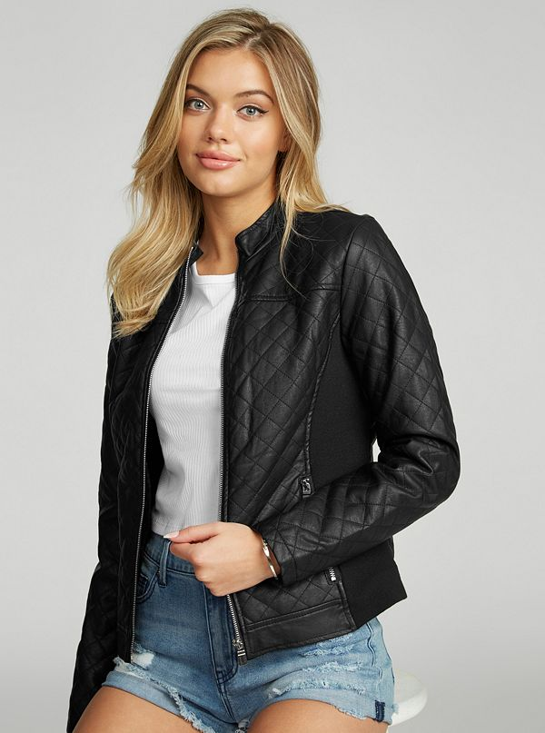 6e2d8d34d93eb All Women's Jackets & Outerwear | G by GUESS