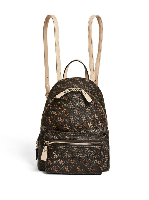 Leeza Small Backpack | GUESS.com