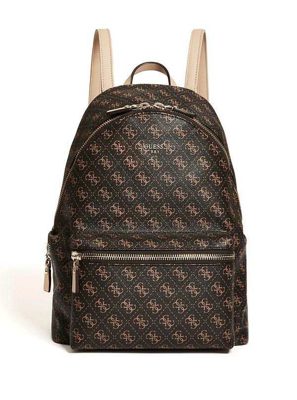 820740ac874d Leeza Logo Backpack