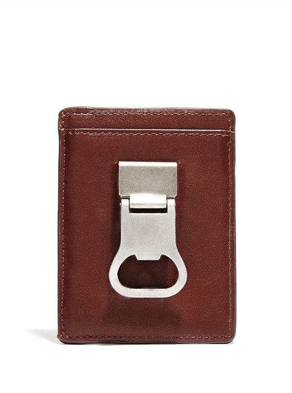 money clip with bottle opener. Black Bedroom Furniture Sets. Home Design Ideas