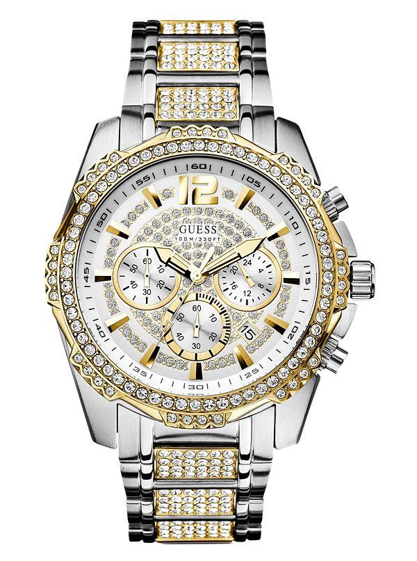 4de7ca55e Multi-Tone Multifunction Watch