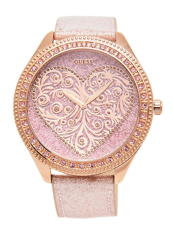 pink lifestyle fashion view catalog watches accessories and sparkly all xxlarge s browse guess en women g