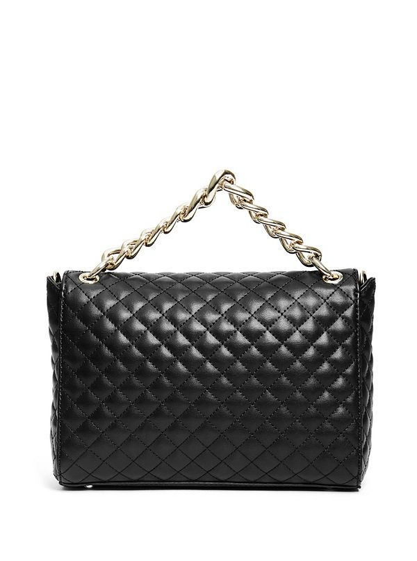 000f215a2c6 G Lux Quilted Flap Crossbody | GUESS.ca